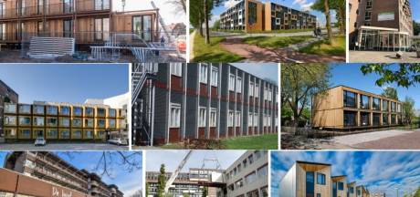 Deventer gaat met tijdelijke 'flexhuizen' woningnood te lijf: 'Concept is niet voor projectontwikkelaars'