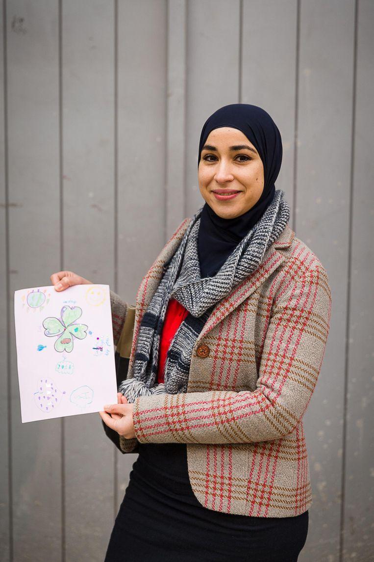 Hafsa El-Bazioui.