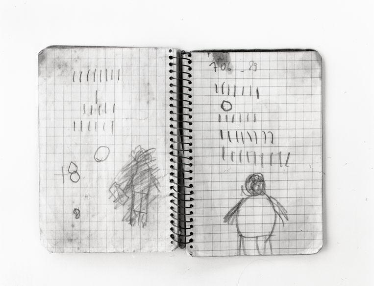 'Telephone Books' van Yto Barrada. Beeld rv
