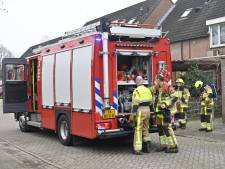 Brand in container slaat over naar schutting en schuur in Wijchense wijk Hoogmeer