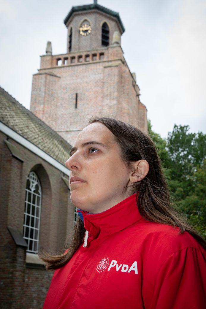 Amanda van Hertum.