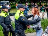 'Filmpjes over demonstratie bruisen op internet, maar vertrouwen in politie is hoog'