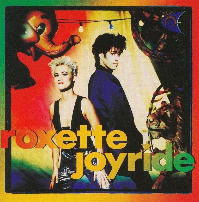 Joyride van Roxette. Beeld