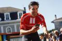 Tom Dumoulin rijdt volgend seizoen voor Jumbo-Visma.