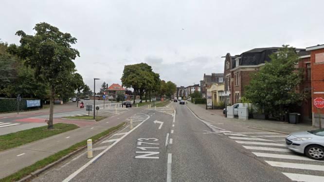 Gevaarlijk kruispunt Elisabethlaan-Floraliënlaan wordt heraangelegd