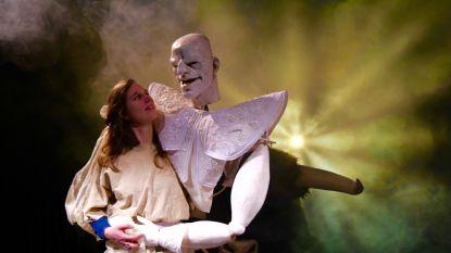 Theater FroeFroe speelt 'Gitte' in CC 't Aambeeld