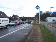 Enorme files door Nederlandse tanktoeristen op laatste dag zonder Duitse testplicht