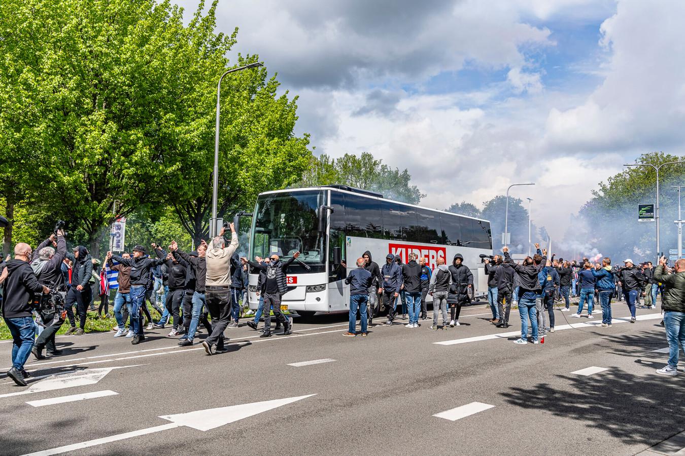 Supportersactie Willem II