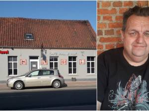 """Cafébaas verdedigt zich nadat politie vrijdagavond klanten in Palmenhof aantreft:""""Ik ben geen heilige, maar de mensen zaten zeker niet binnen in het café"""""""
