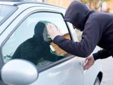 Barneveldse woonwijk doelwit van auto-inbrekers