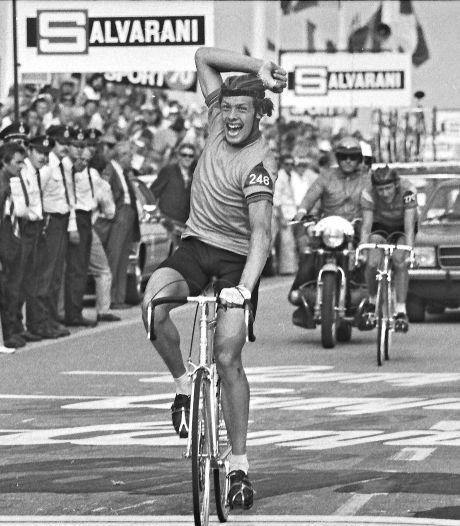 In vier jaar van caféterras naar top van het amateurwielrennen: 'Ik wilde overal de beste in zijn'