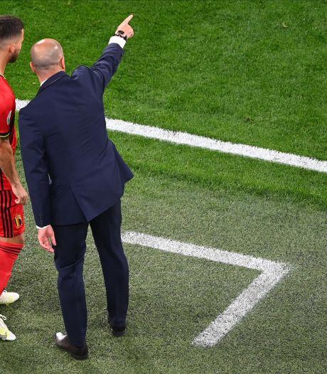 """Roberto Martinez """"content"""" de la performance d'Eden Hazard: """"Un énorme pas en avant"""""""