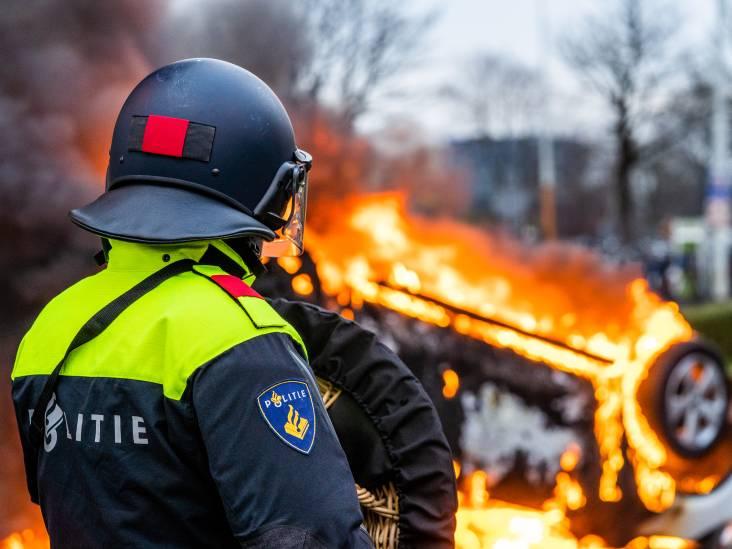 Justitie speurt gewoon verder naar relschoppers Eindhoven: 'Hebben nog heel wat mensen op het oog'