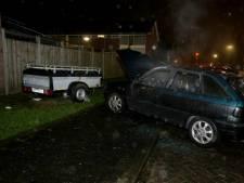 Zesde autobrand in omgeving Den Bosch: zelfde methode gebruikt als bij dakdekkers