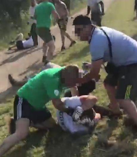 Willem II-hooligans knokten mee in bosgevechten, nu staan ze voor de rechter