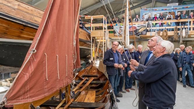 Nieuw onderkomen voor restauratie historische schepen: 'Op de goede kaai beland'
