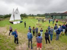 Eindelijk een nieuw clubhuis voor de Wageningse waterscouts