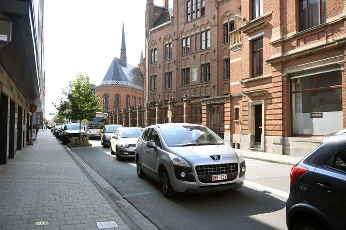Met de auto naar Leuven komen, is vandaag en dit weekend een slecht idee.