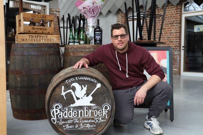 Gooik: Fiets-en wandelcafé Paddenbroek opende officieel de deuren
