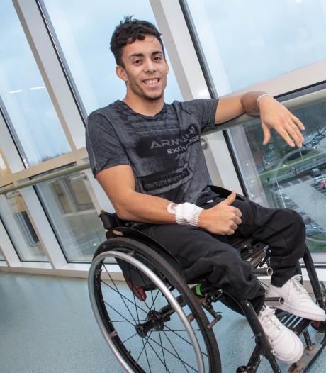 Carlos Anker na radicale hartoperatie 'sterker dan ooit'