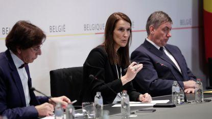 Overlegcomité bereidt zich voor: geen versoepelingen, mondmaskers wellicht verplicht op openbare plaatsen