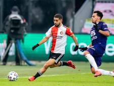 NAC gaat ook Azarkan huren van Feyenoord: 'Een type speler dat we niet hebben'
