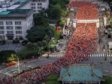Hardlopen in Taiwan: 'Met Hollands postuur tussen  Aziatische poppenlijfjes'