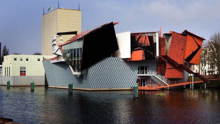 Het Groninger Museum Beeld ANP XTRA
