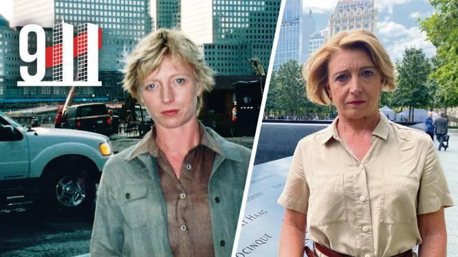 """20 jaar 9/11. Dagboek van Greet De Keyser: """"Ground Zero raakt me nog altijd heel persoonlijk. Vandaag zelfs meer dan toen"""""""
