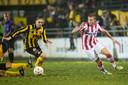 Het officiële debuut van Rik Schouw voor PSV: in de bekerwedstrijd op 18 december 2012 tegen Rijsburgse Boys (0-4) viel hij in.