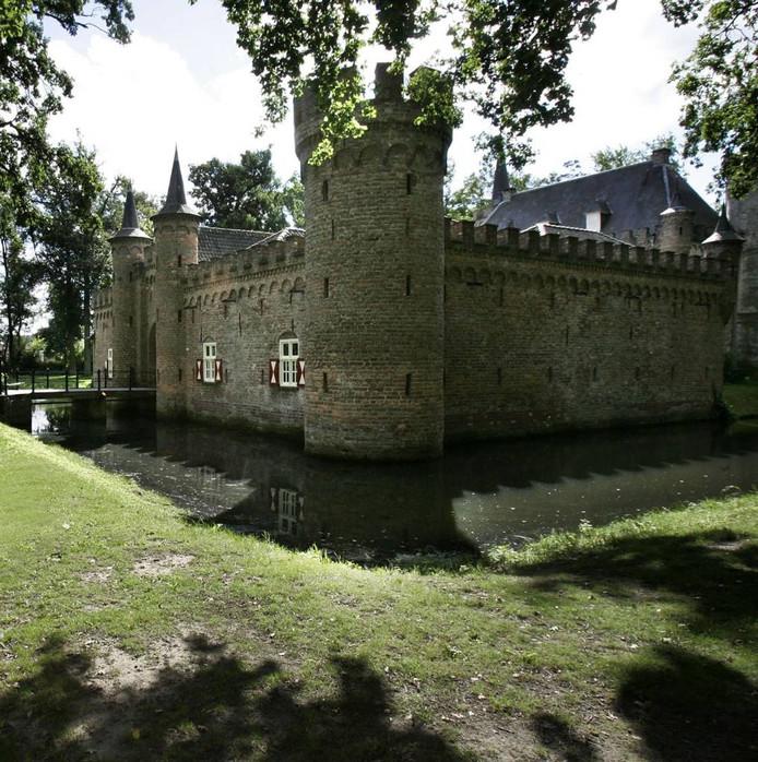 Kasteel Henkenshage in Sint-Oedenrode.