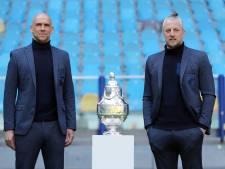 Letsch neemt AS Roma als voorbeeld voor Vitesse: 'Ajax was beter, maar het beste team kan verliezen'