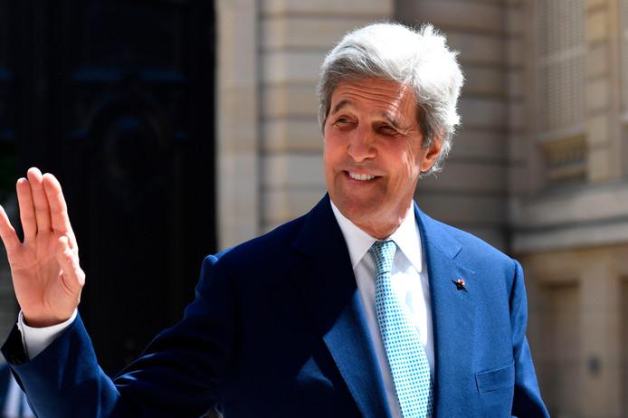 John Kerry en mars 2019.