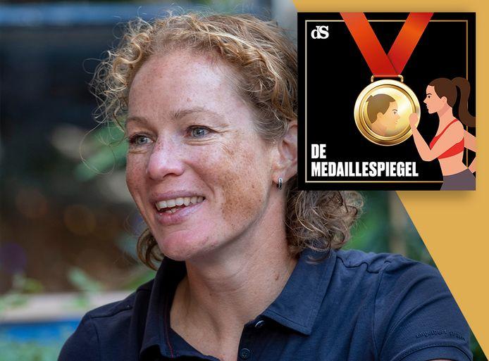 Kirsten Wild vertelt over haar leven in de podcast De Medaillespiegel.