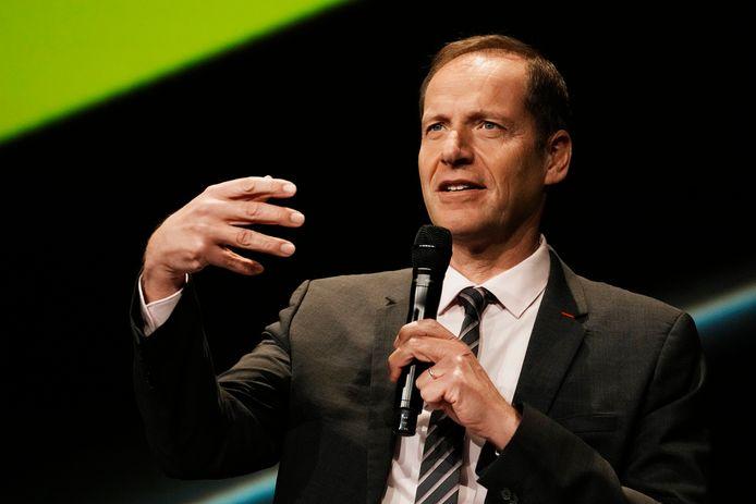 Tour-directeur Christian Prudhomme.
