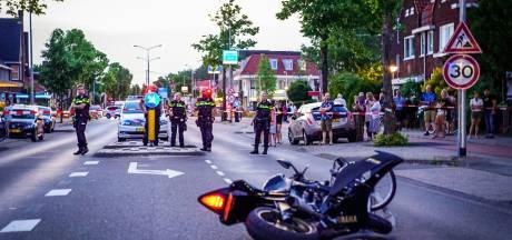 Motorrijder (34) maakte 'wheelie' toen hij zwaar ongeval veroorzaakte, verdachte aangehouden