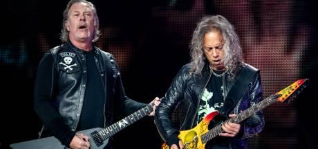 Metallica à l'affiche de Rock Werchter 2022
