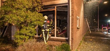 Woning in Tilburg verloren na brand