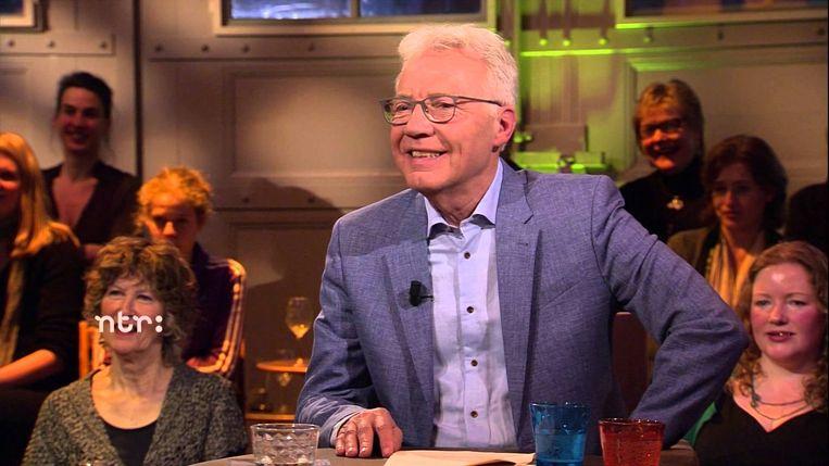 De 72-jarige Paul Witteman is nog altijd met twee programma's op de tv terug te vinden. Beeld NTR