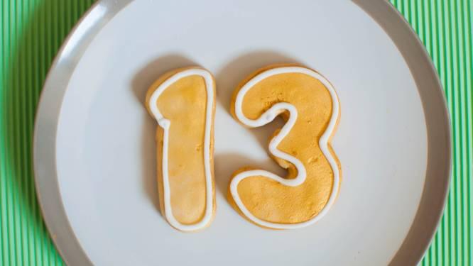 """""""Welk bewijs heb je dat het getal 13 écht ongeluk brengt?"""" Psycholoog legt uit waarom vrijdag de dertiende angst inboezemt"""