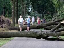 Opruimen schade windhoos in Roosendaal en Rucphen gaat weken duren