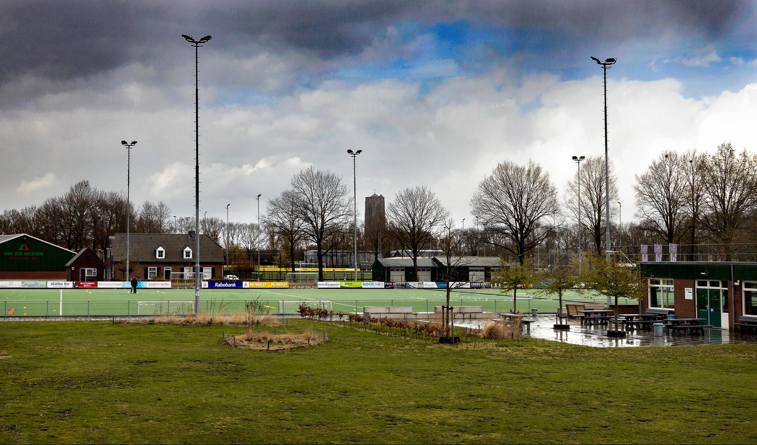 Oirschot ED2021 10091 sportpark Moorland in Oirschot aan de Drieterskuil
