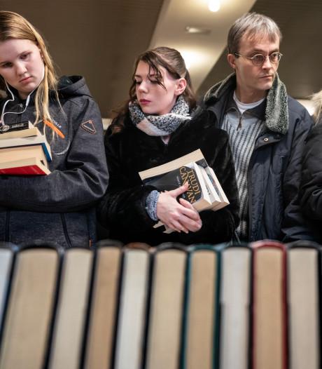 Brabanthallen in teken van boekenbeurs Vincentiusvereniging