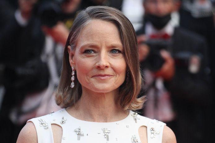 Jodie Foster op het filmfestival van Cannes