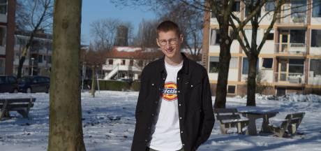 Met dit nieuwe muziekgenre hoopt Dave (22) door te breken als producer: 'Mijn leven draait om muziek'