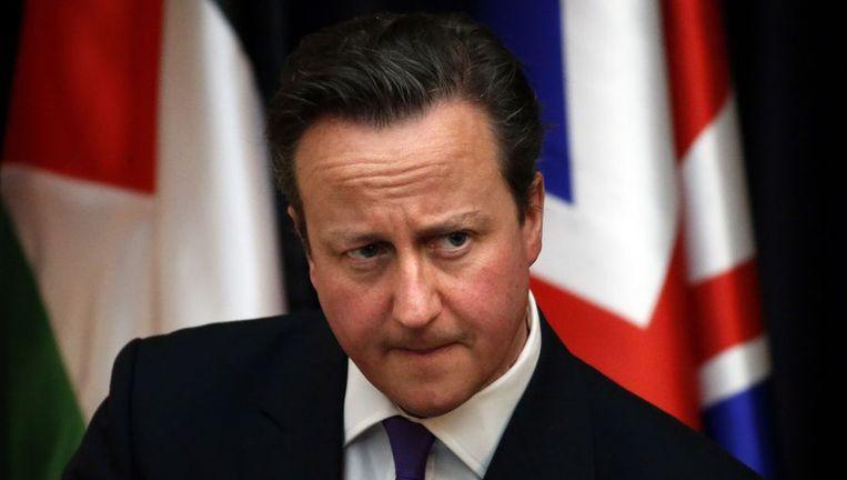 David Cameron Beeld afp