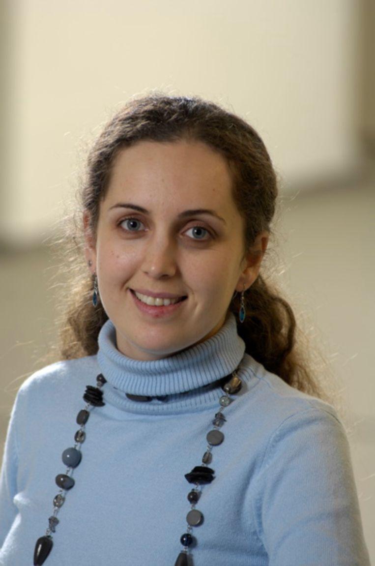 Naima Charkaoui. Beeld rv