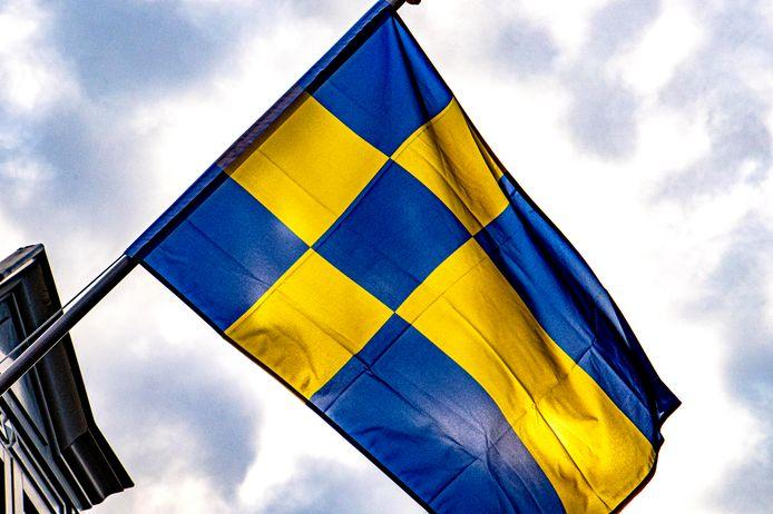 De Tilburgse vlag dateert van 1997.