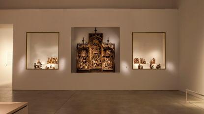Politie neemt zes kunstwerken in beslag in museum M in Leuven