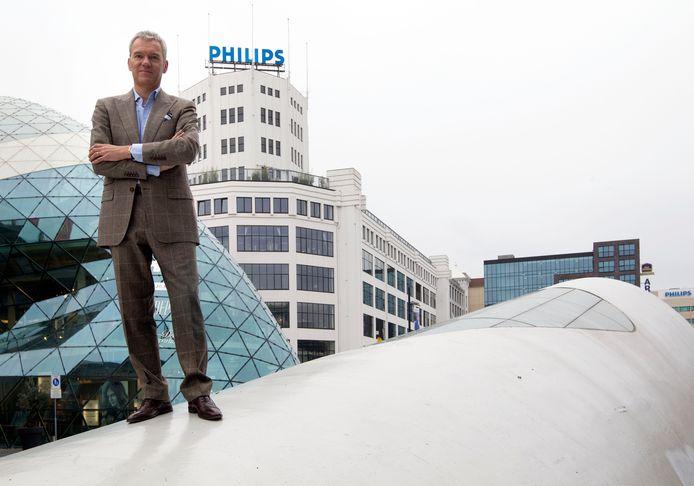 Peter Kentie, directeur van Eindhoven365